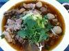 >Joy Feast Beef Noodles & Bean in a Cup, Maxwell Market