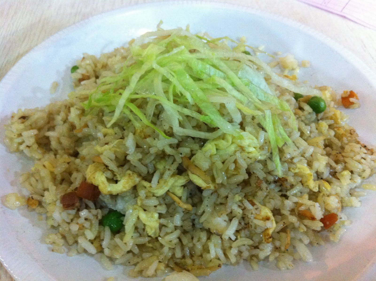 Sakura sengkang rubbish eat rubbish grow for Fish fried rice