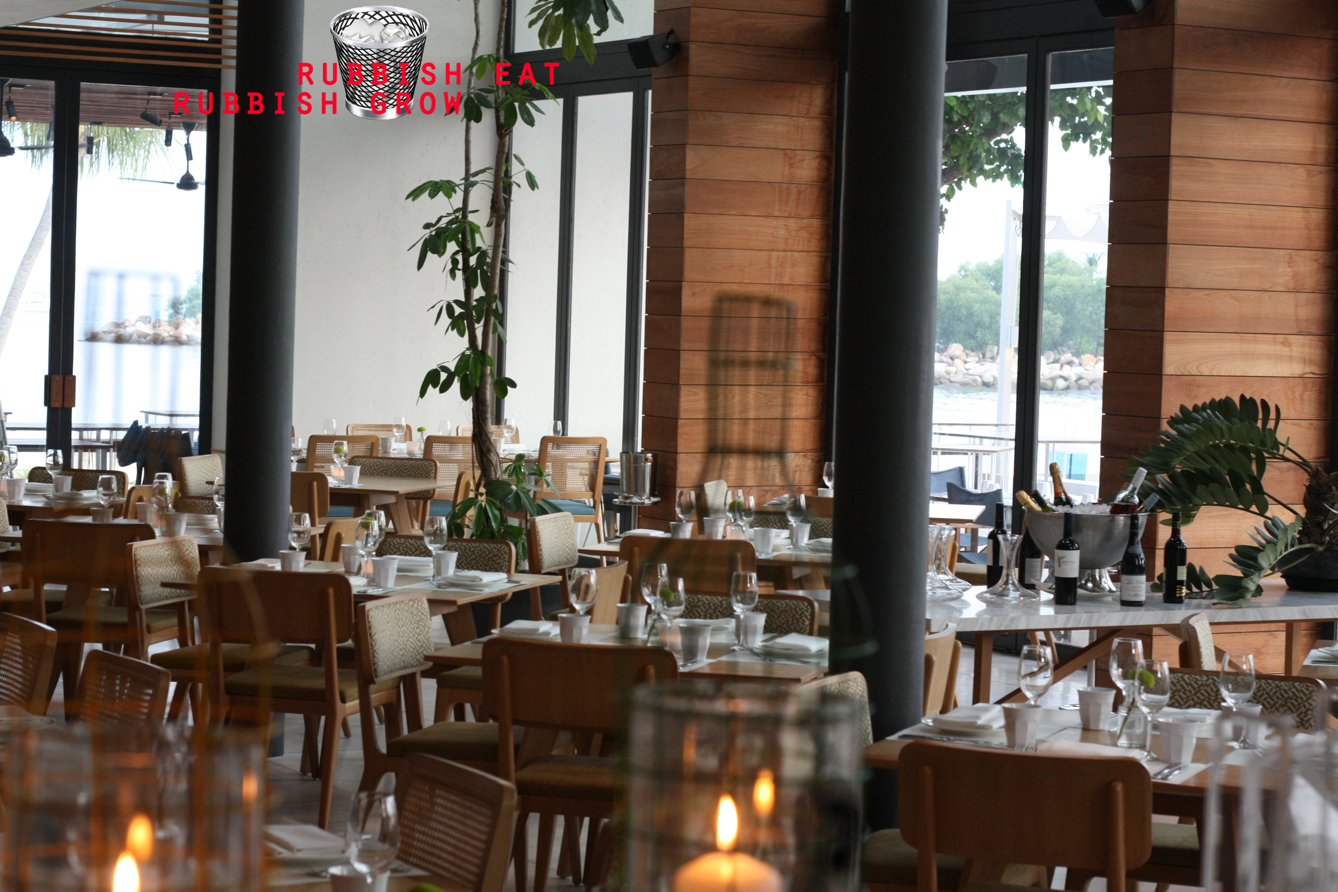 Most romantic restaurants for valentine s day in singapore for Au jardin restaurant singapore