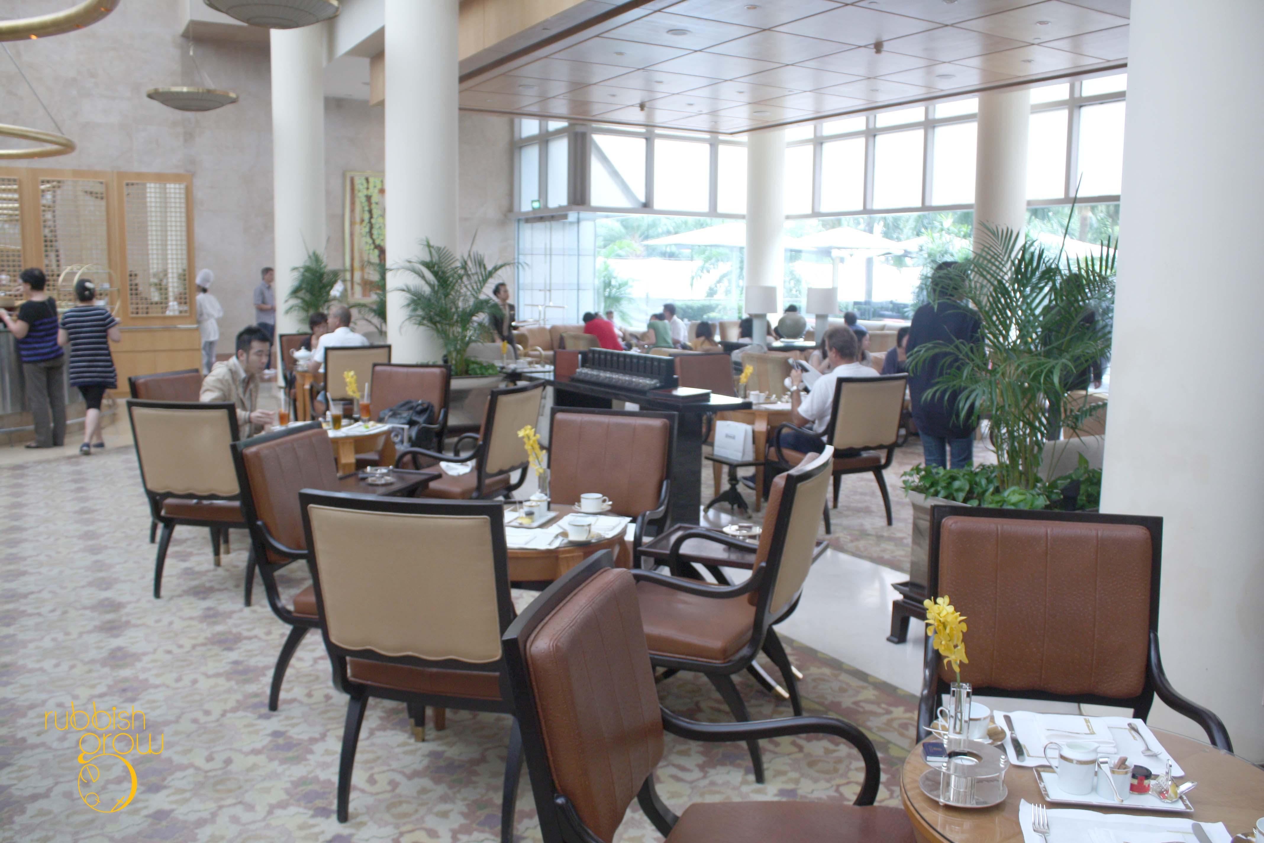 Luxury Hotel Near Marina Bay | The Ritz-Carlton, Millenia