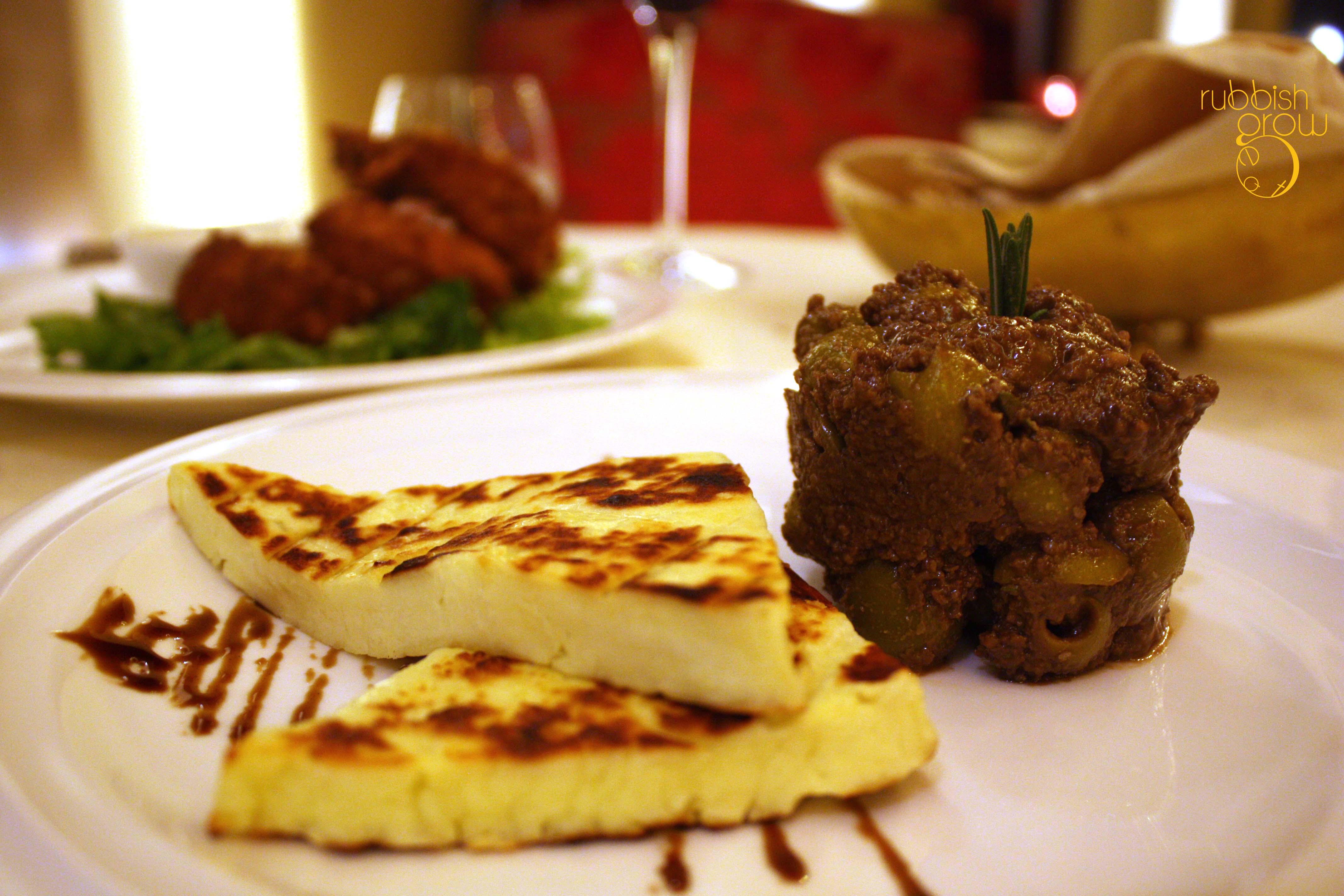 Anar Restaurant Singapore Menu