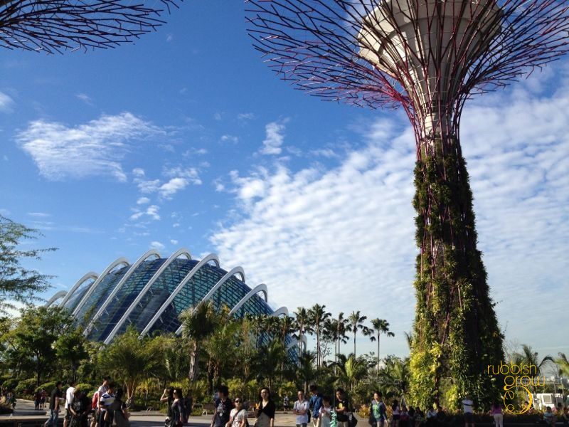 We Have So Far Talked About The Free And Semi Free Parts Of Gardens By The  Bay And The Food In Each Section. The Areas You Must Pay To Enter Are The  Second ...