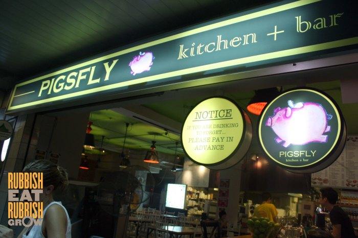 Pigsfly Kitchen Bar