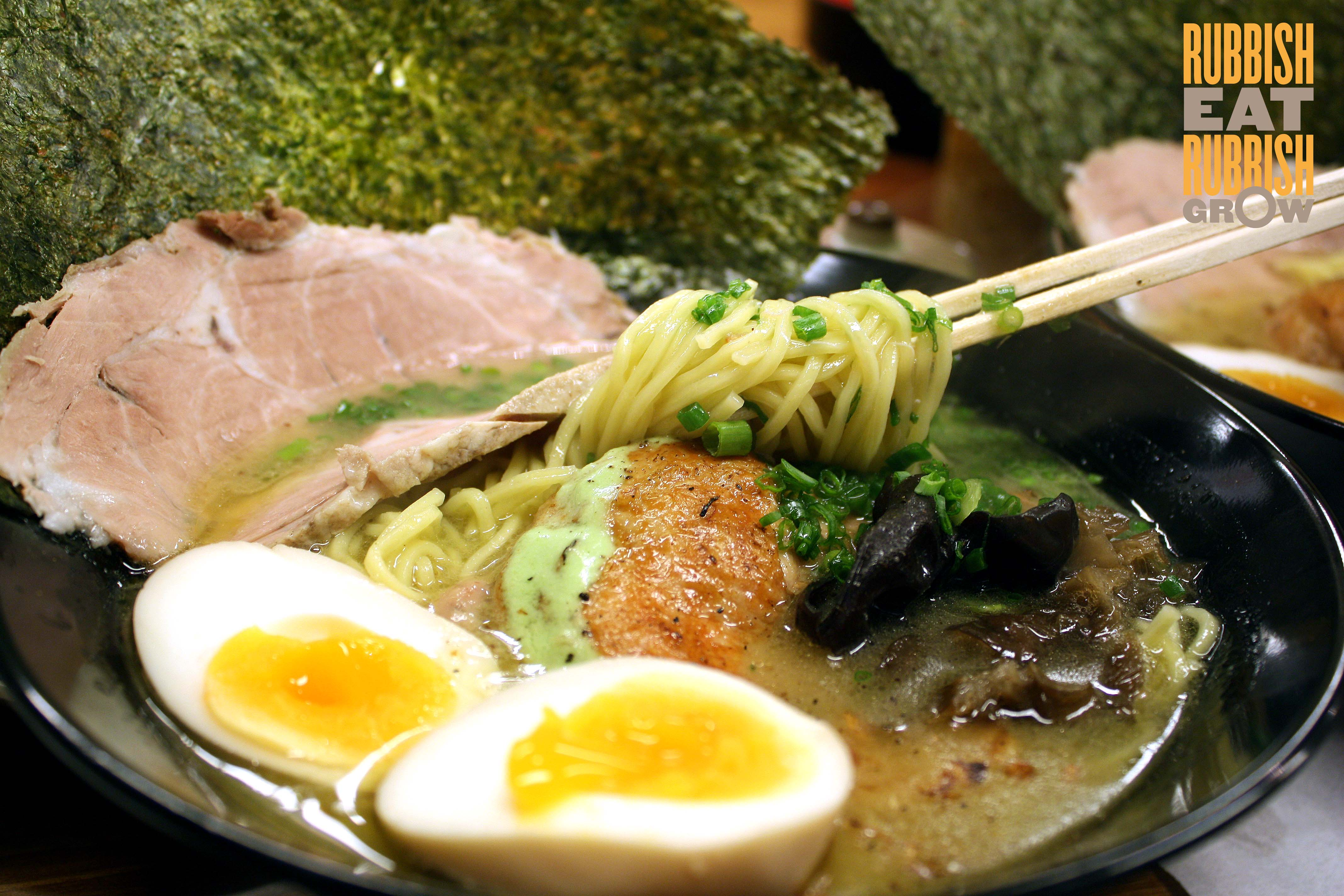 Ramen Keisuke Tori King 100AM Amara Hotel Shopping Mall