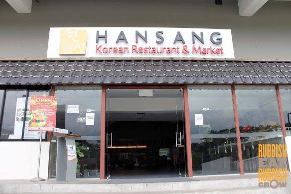 Hansang Korean Restaurant