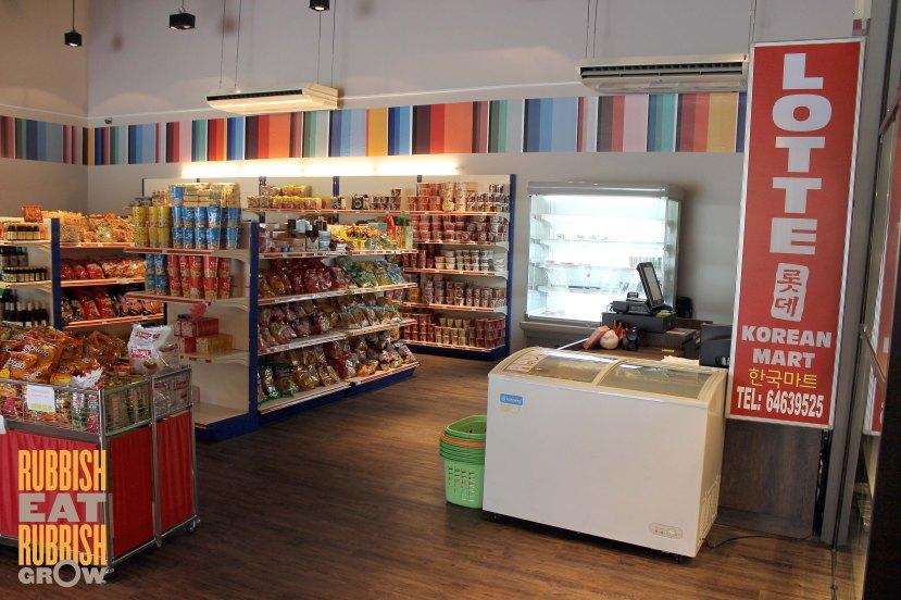 Lotte Korean Supermarket