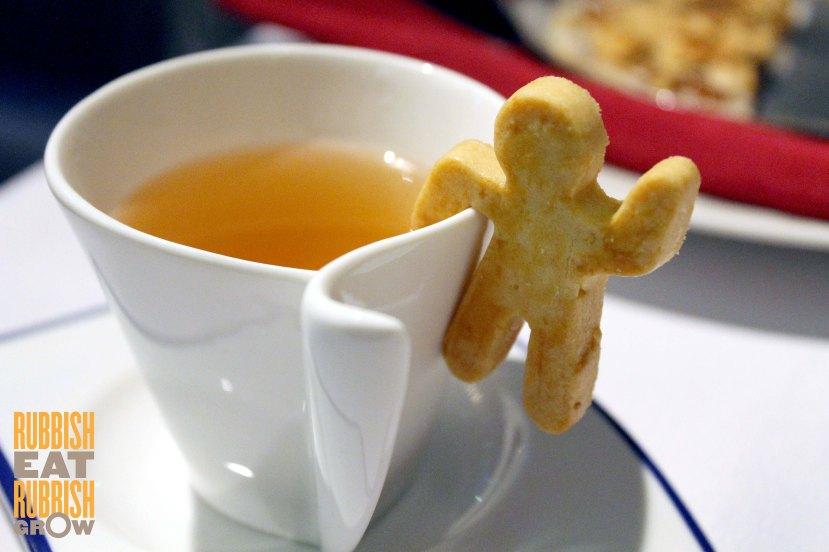 tea cookie man