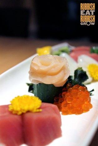 premium sashimi marugoto shokudou