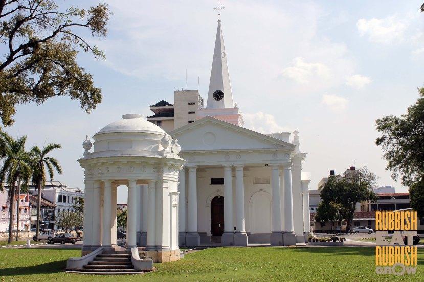 St George Penang