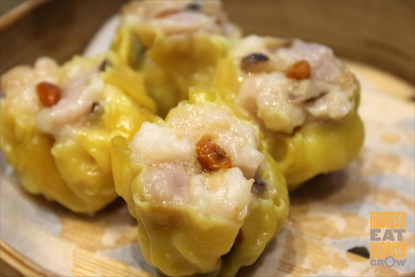 pork dumpling with shrimp 鲜虾烧卖皇