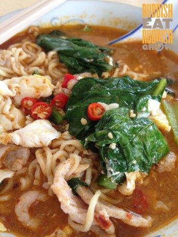 Hai Xian Zhu Zhou - Koka Noodles