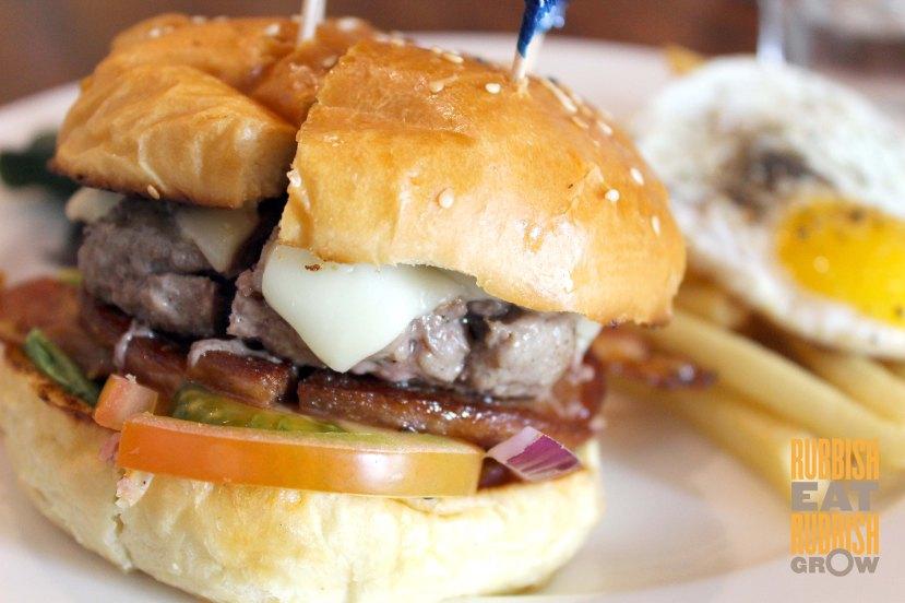 Jewel Cafe - OMG! Burger