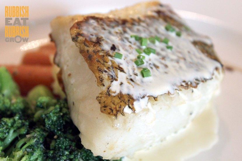 jewel cafe - black cod