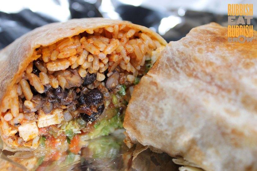 Mexout - burrito