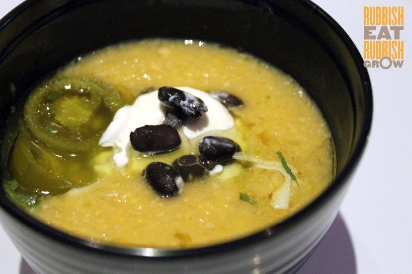 Latin Quarter - Corn Soup