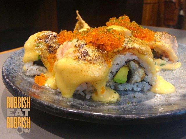 Koh Grill & Sushi Bar - Shiok!!! Maki