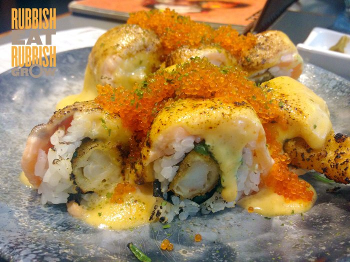 Koh Sushi - •	Shiok!!! 2nd generation maki