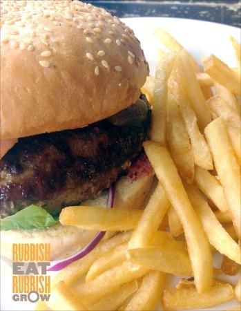 Riders Burger