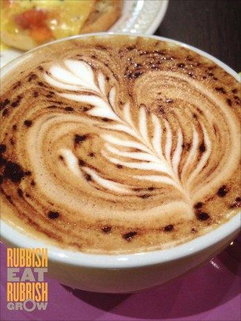 strangers reunion - latte