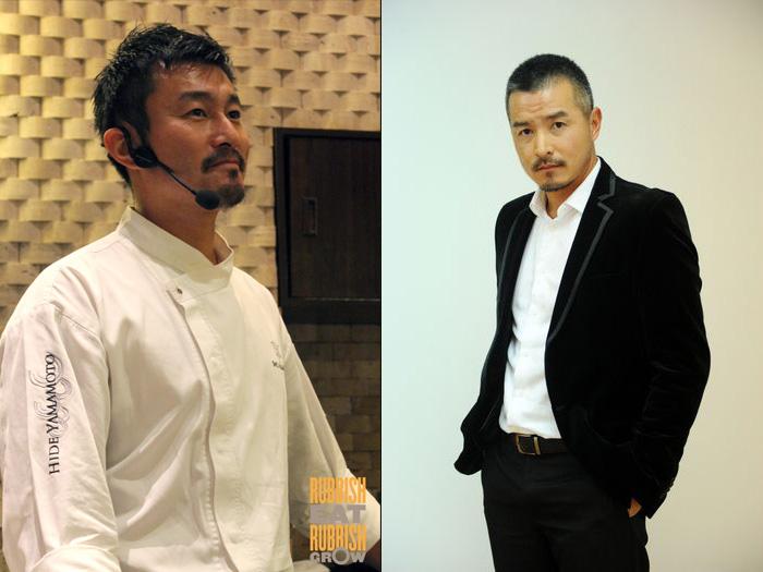 Hide Yamamoto Singapore - Chef Sho Naganuma VS Christopher Lee