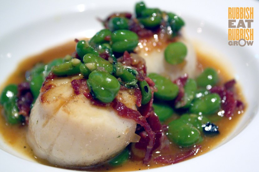Bomba - king scallops