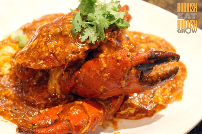 Ah Hoi's Kitchen - Chili Crab