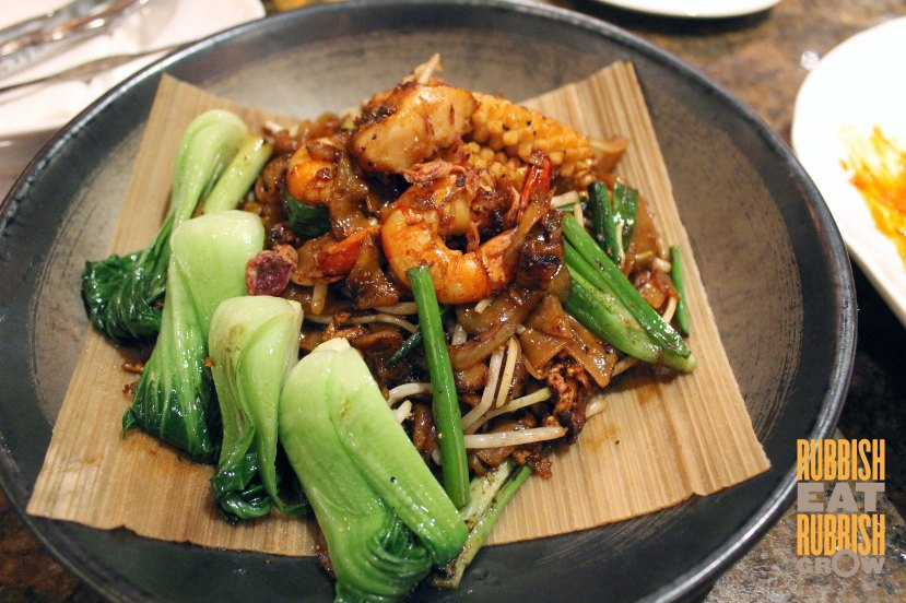 Ah Hoi Kitchen - black pepper fried kway tiao