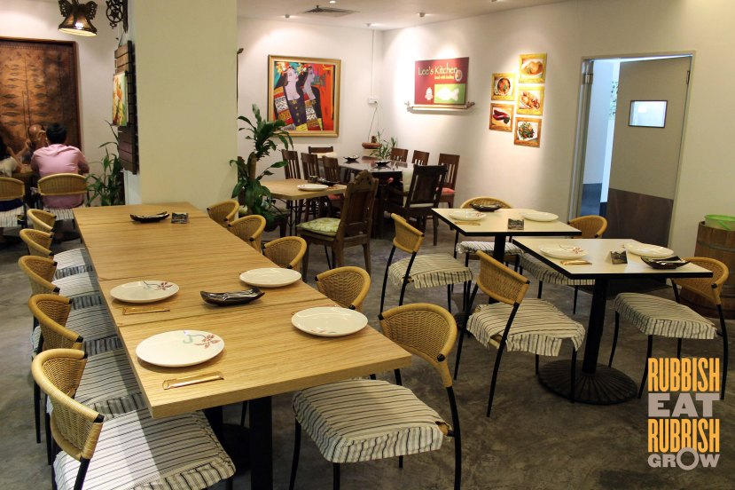 Lee's Kitchen Singapore