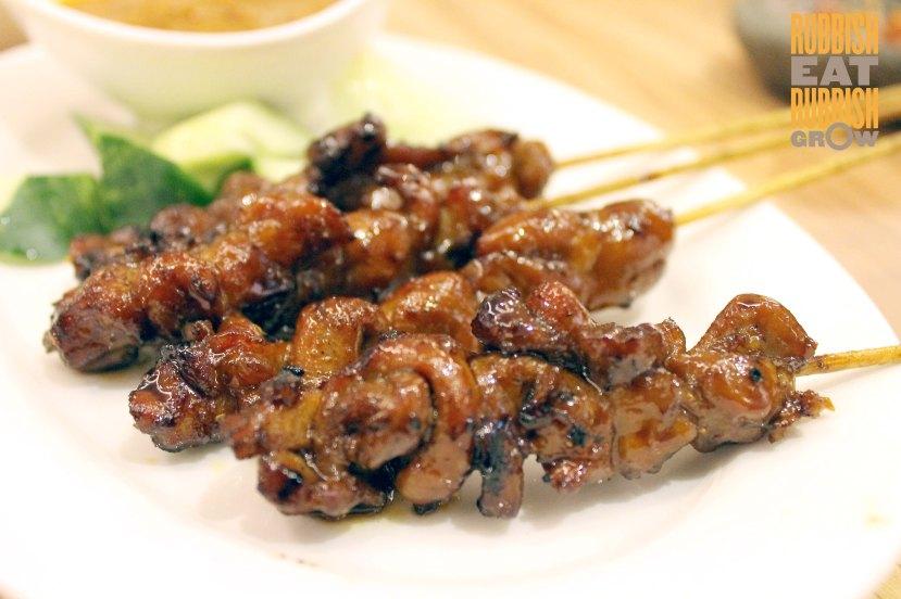 Lee's Kitchen - Satay