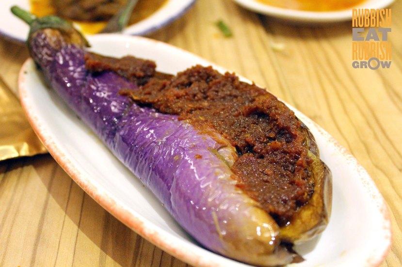 Lee's Kitchen - Sambal Eggplant