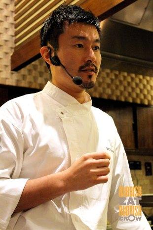 Hide Yamamoto MBS - Chef Sho Naganuma