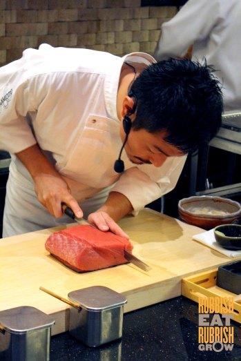 Hide Yamamoto Sg - Chef Sho Naganuma
