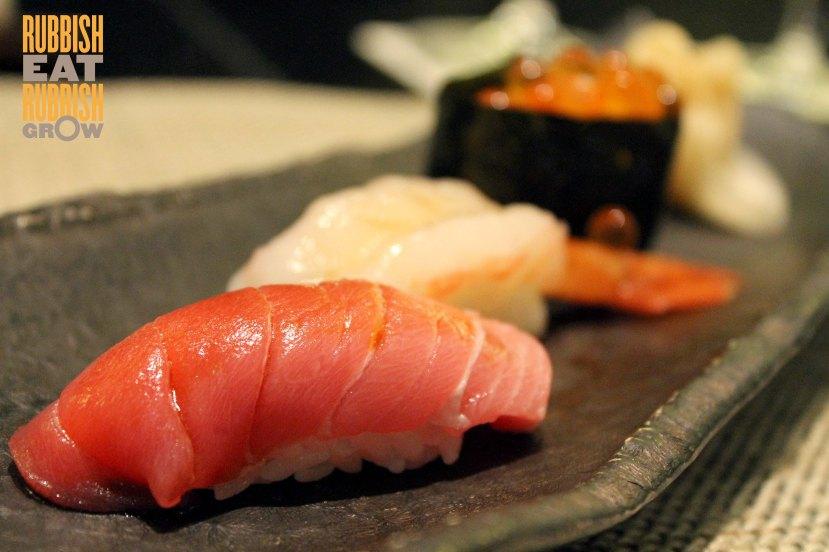 Hide Yamamoto Menu - Assorted Sushi