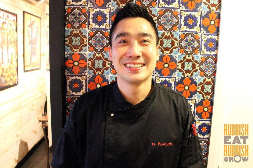 El Rocho Singapore - Chef Marcus Loh