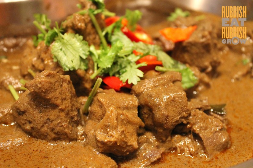 The Line Shangri-la - Beef Rendang