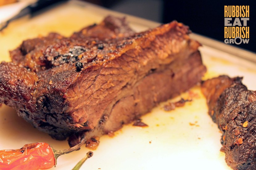 The Line Promotion - Beef Brisket