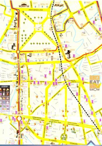mid Jakarta map