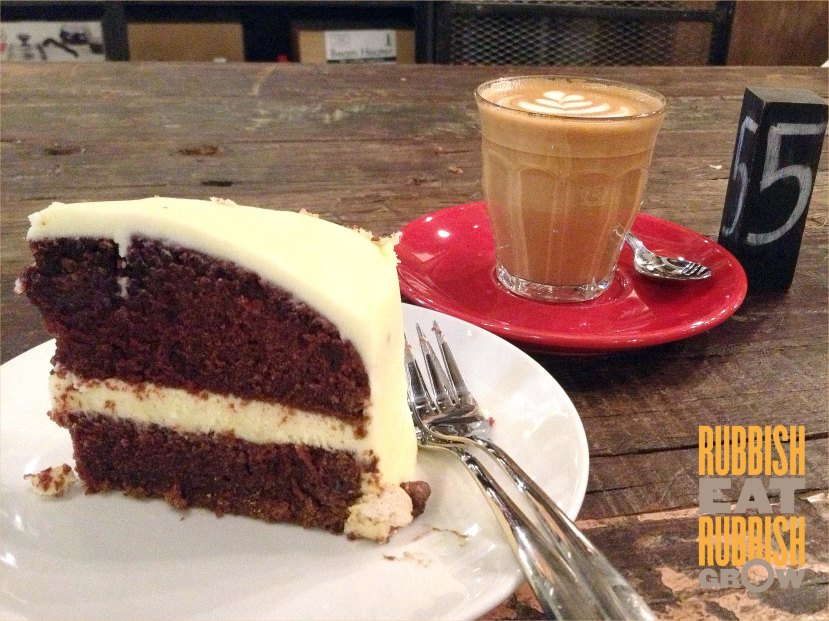 Dutch Colony - Red Velvet Cake