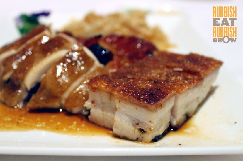 Li Bai - BBQ platter