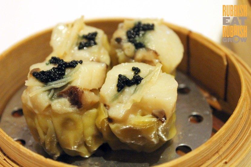 Li Bai - Scallop Siew Mai