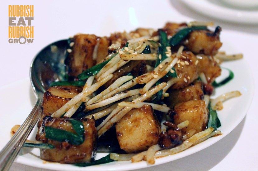 Li Bai - XO Radish Cake
