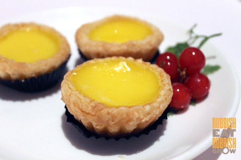 Li Bai - Egg Tart