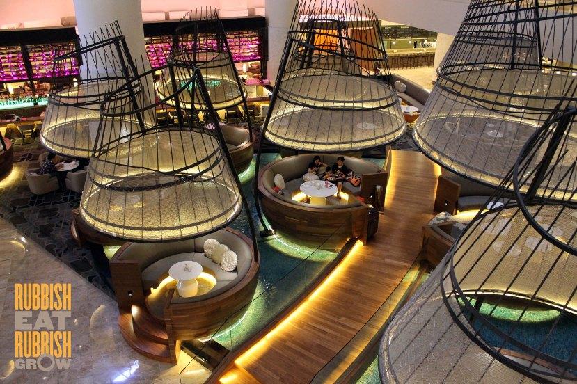 Pan Pacific Singapore Lobby