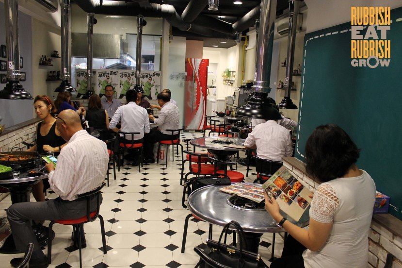 Gangnam Restaurant Singapore