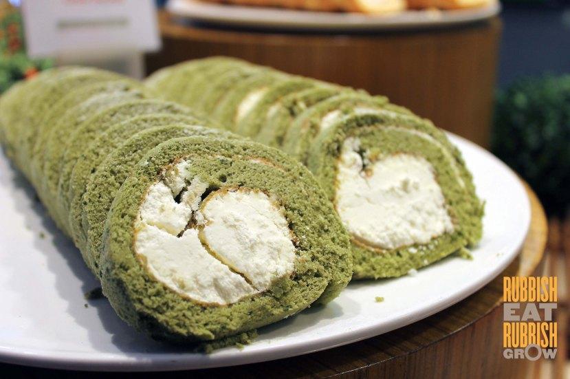 Todai Singapore - Green Tea Swiss Roll