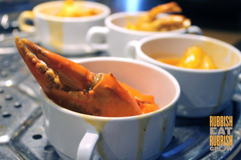 Todai Restaurant - Chilli Crabs