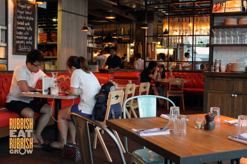 Jamie Oliver Singapore