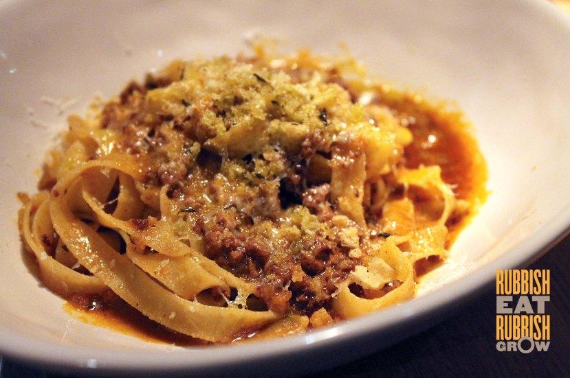 Jamie's Italian Vivocity - tagliatelle Bolognese