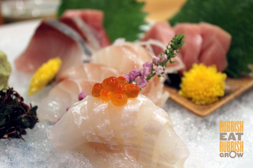 Tampopo Grand Sashimi Moriawase