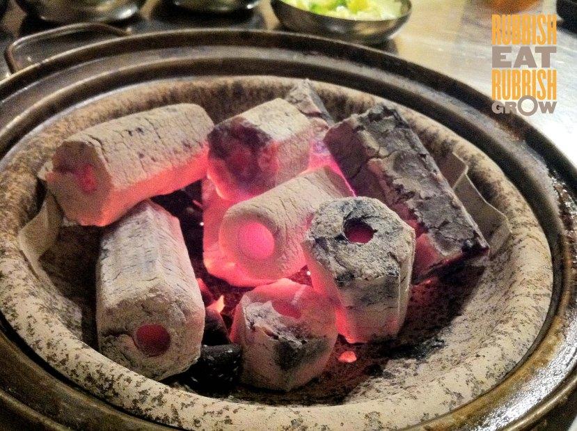 Wang Dae Bak - Charcoal grill